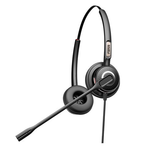 Fanvil HT202 Wired Dual Headset