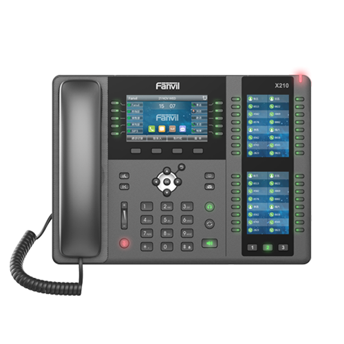 Fanvil X210 Enterprise Gigabit IP Phone